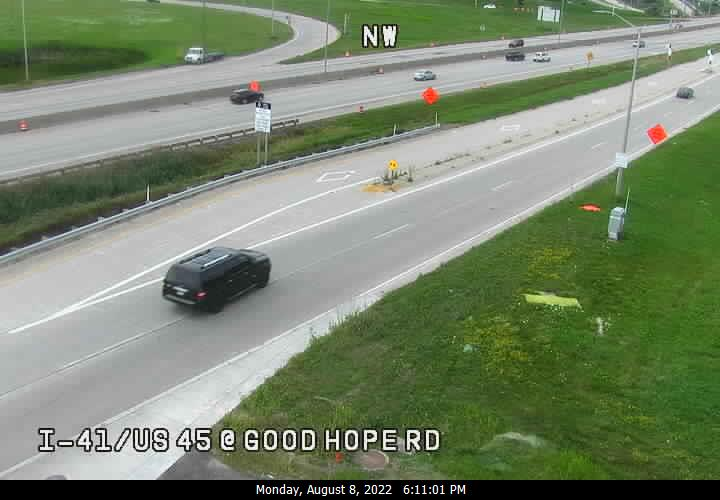 Wisconsin trafficlook live webcam