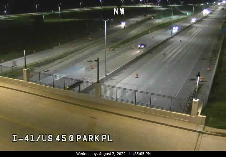 US 41/45 at Park Place