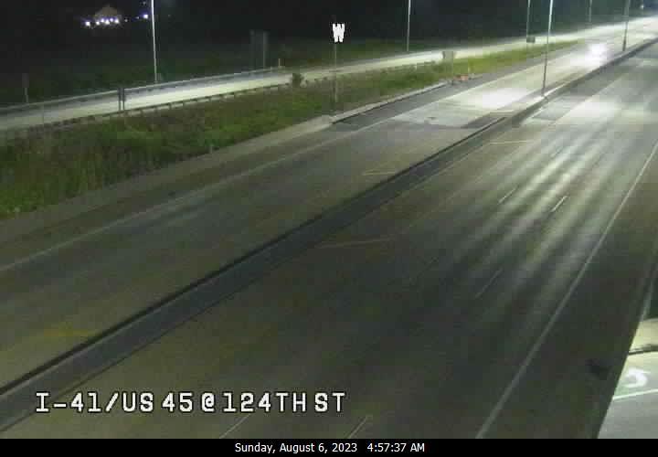 US 41/45 at 124th St